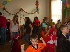 Dětský karneval 6.3.2011