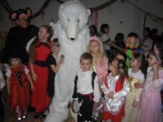 Dětský karneval 23.2. 2013
