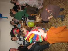 Dětský karneval 22.2.  2014