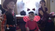 Dětský karneval 28.2. 2015