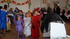 Dětský karneval 20.2. 2016