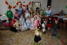 Dětský karneval 18.2.2017